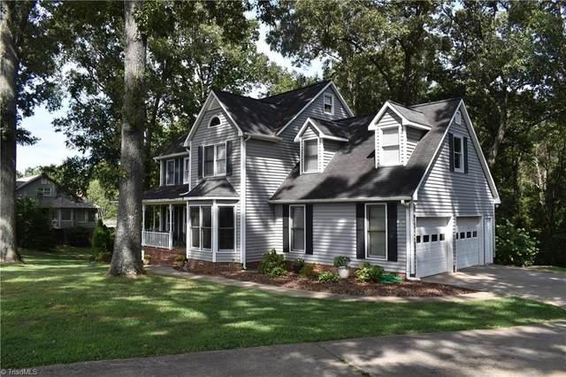 107 Windmill Road, Salisbury, NC 28147 (MLS #1042389) :: Berkshire Hathaway HomeServices Carolinas Realty