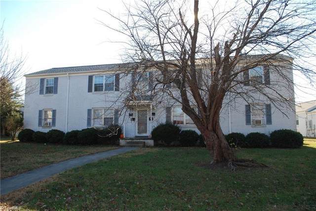 1700 Roslyn Drive 29C, Burlington, NC 27215 (MLS #1042391) :: Ward & Ward Properties, LLC