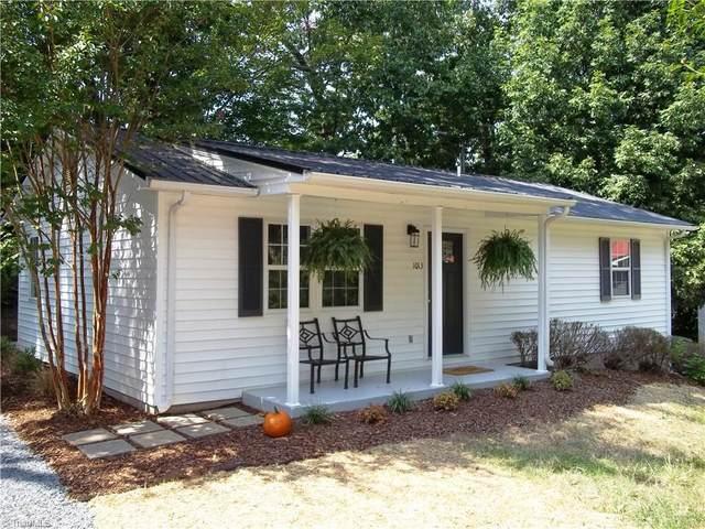 1013 Breeze Way Court, Asheboro, NC 27203 (MLS #1042395) :: Berkshire Hathaway HomeServices Carolinas Realty