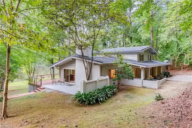 1821 S Lakeshore Drive, Chapel Hill, NC 27514 (MLS #1042399) :: RE/MAX Impact Realty