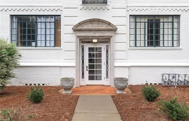 1700 N Elm Street L4, Greensboro, NC 27408 (MLS #1042401) :: Berkshire Hathaway HomeServices Carolinas Realty