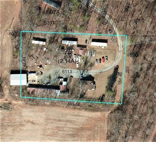 394 Bill Medlin Road, Lexington, NC 27292 (MLS #1042407) :: Ward & Ward Properties, LLC