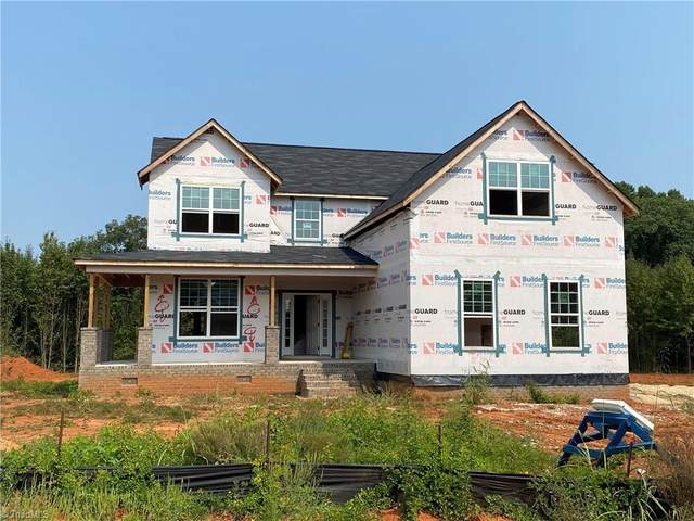 2062 Centurion Way, Graham, NC 27253 (MLS #1042411) :: Ward & Ward Properties, LLC