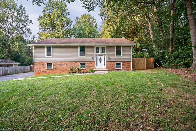 139 Brentwood Drive, Advance, NC 27006 (MLS #1042414) :: Ward & Ward Properties, LLC
