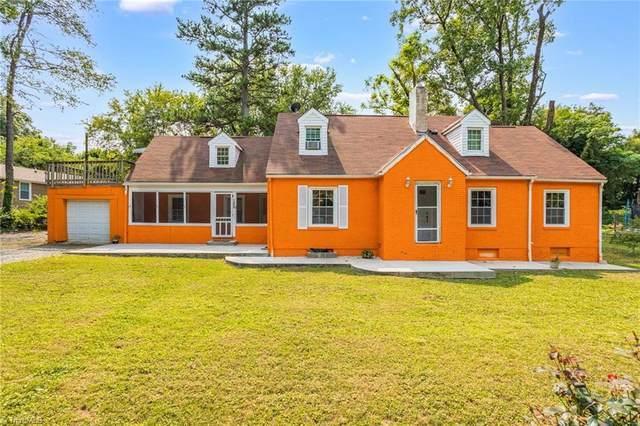 182 Clayton Street, Winston Salem, NC 27105 (MLS #1042429) :: Hillcrest Realty Group