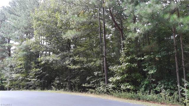 355 Crystal Bay Drive, Denton, NC 27239 (MLS #1042432) :: RE/MAX Impact Realty
