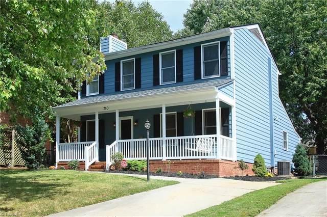 710 Huntington Court, Burlington, NC 27215 (MLS #1042474) :: Berkshire Hathaway HomeServices Carolinas Realty