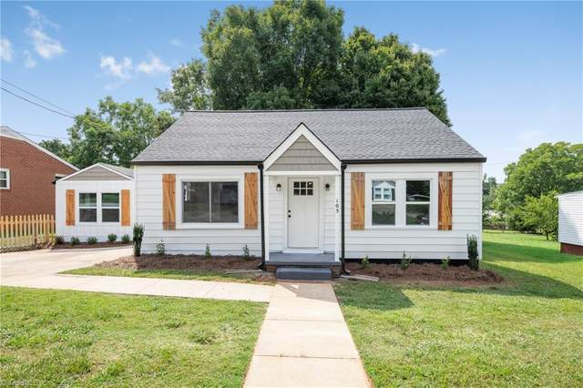 105 Broadview Avenue, Lexington, NC 27295 (MLS #1042492) :: Ward & Ward Properties, LLC
