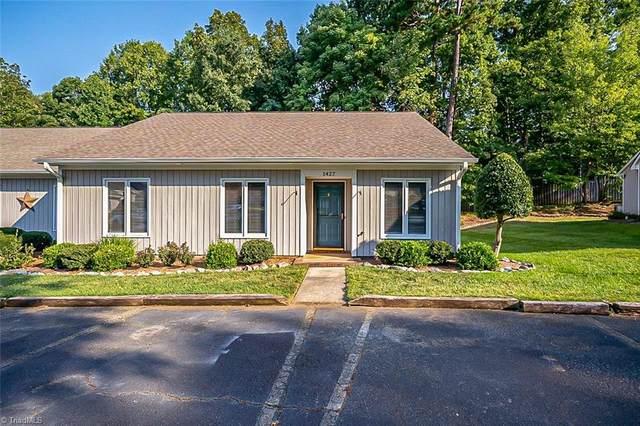 1427 Grantland Place, Greensboro, NC 27410 (#1042497) :: Premier Realty NC