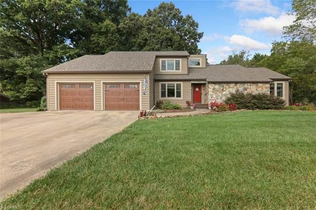 2286 Winterberry Drive, Winston Salem, NC 27106 (#1042501) :: Premier Realty NC