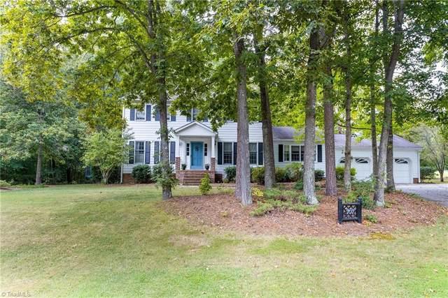 707 Indian Valley Drive, Burlington, NC 27217 (MLS #1042516) :: Berkshire Hathaway HomeServices Carolinas Realty
