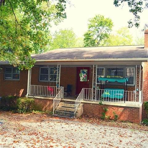 2914 Martinsville Road, Greensboro, NC 27408 (MLS #1042523) :: Ward & Ward Properties, LLC