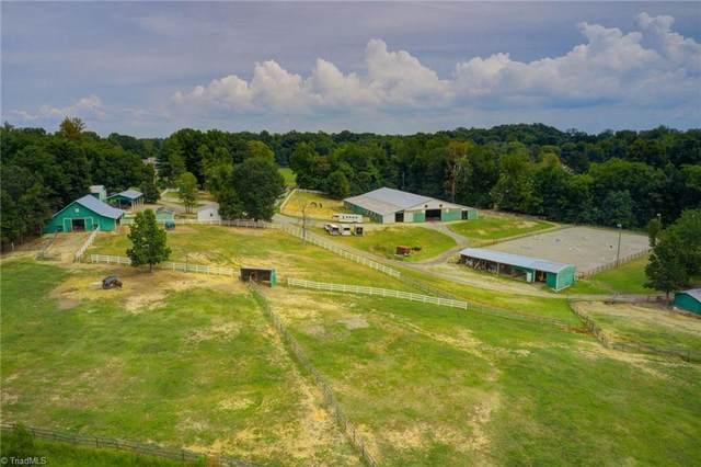 680 Nc Highway 150, Reidsville, NC 27320 (#1042527) :: Mossy Oak Properties Land and Luxury