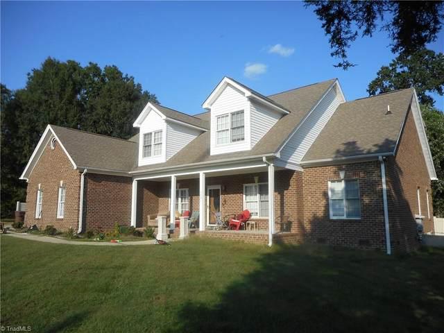 2401 Mowbray Trail, Greensboro, NC 27407 (MLS #1042544) :: Berkshire Hathaway HomeServices Carolinas Realty