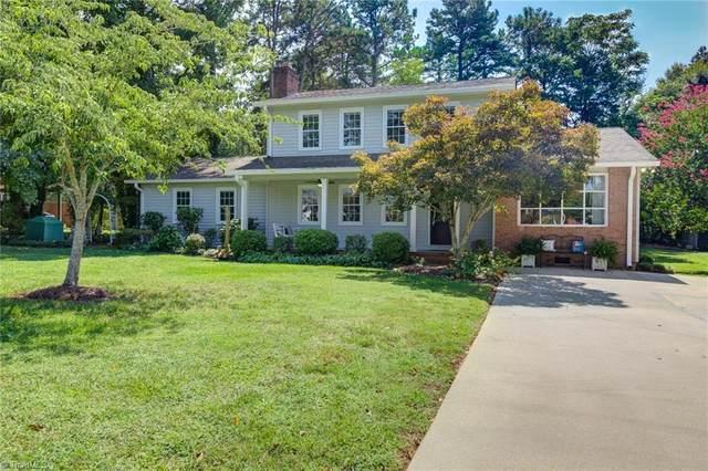 135 Greenway Drive, Salisbury, NC 28144 (MLS #1042545) :: Berkshire Hathaway HomeServices Carolinas Realty