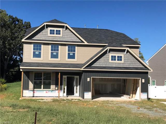 2540 Lacy Holt Road Lot 90, Graham, NC 27253 (MLS #1042547) :: Hillcrest Realty Group