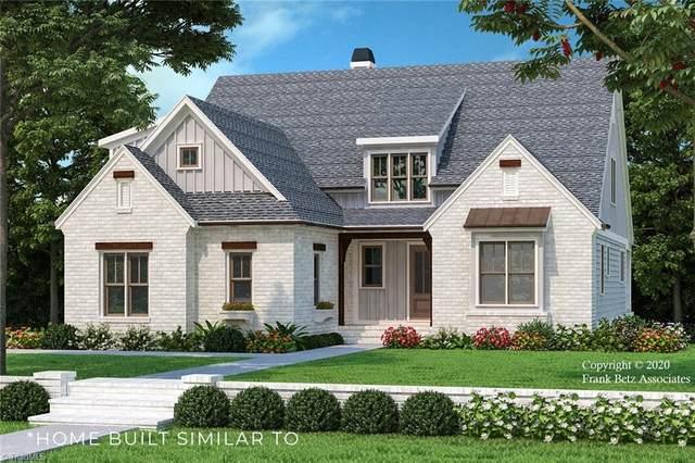 5847 Zinfandel Street, Winston Salem, NC 27106 (MLS #1042573) :: Ward & Ward Properties, LLC