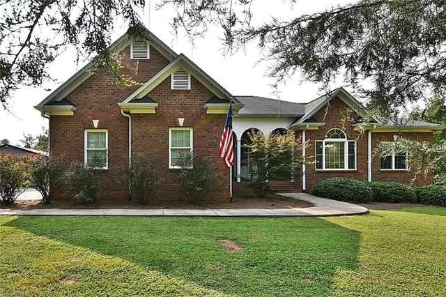 1021 Chestnut Mountain Drive, East Bend, NC 27018 (MLS #1042587) :: Ward & Ward Properties, LLC