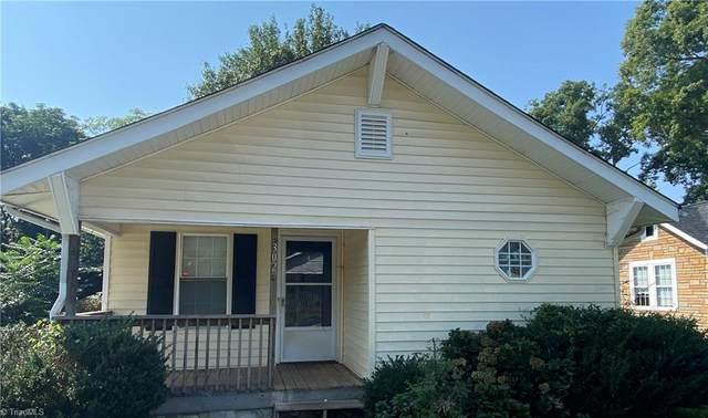 302 Charles Street, Greensboro, NC 27405 (MLS #1042591) :: Berkshire Hathaway HomeServices Carolinas Realty