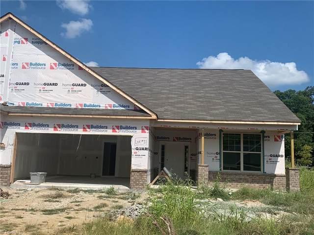130 Oxford Ridge Court Lot 11, Kernersville, NC 27284 (MLS #1042603) :: Berkshire Hathaway HomeServices Carolinas Realty