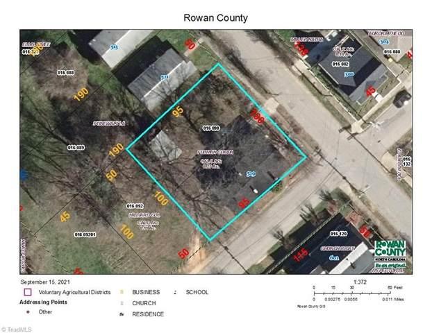 529 E Liberty Street, Salisbury, NC 28144 (MLS #1042606) :: Berkshire Hathaway HomeServices Carolinas Realty