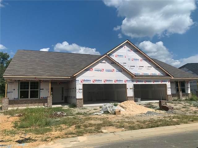 128 Oxford Ridge Court Lot 12, Kernersville, NC 27284 (#1042611) :: Premier Realty NC