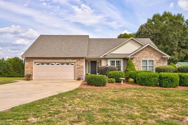 332 Cedar Creek Road, Mocksville, NC 27028 (MLS #1042612) :: Lewis & Clark, Realtors®