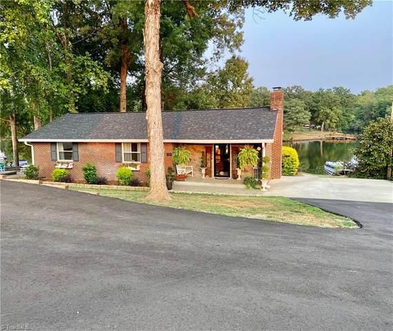 639 Hickory Point Drive, Lexington, NC 27292 (MLS #1042614) :: Ward & Ward Properties, LLC