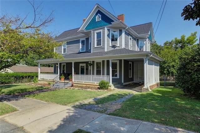 333 E Sprague Street, Winston Salem, NC 27127 (MLS #1042617) :: Ward & Ward Properties, LLC