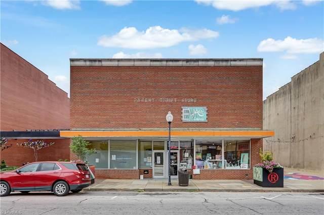 118 S Scales Street, Reidsville, NC 27320 (#1042619) :: Mossy Oak Properties Land and Luxury