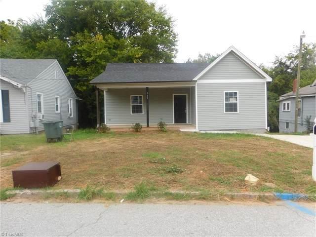 911 Martin Street, Greensboro, NC 27406 (MLS #1042631) :: Lewis & Clark, Realtors®