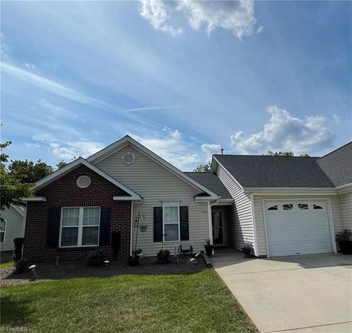 750 Wynbrook Square Lane, Winston Salem, NC 27103 (MLS #1042634) :: Ward & Ward Properties, LLC
