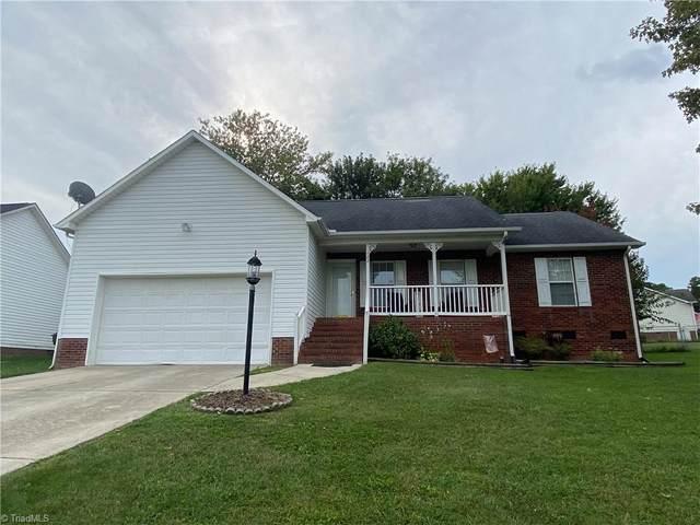122 Lowery Drive, Thomasville, NC 27360 (MLS #1042641) :: Ward & Ward Properties, LLC