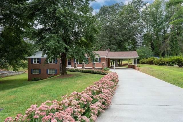 5090 Williamsburg Road, Winston Salem, NC 27106 (MLS #1042645) :: Berkshire Hathaway HomeServices Carolinas Realty