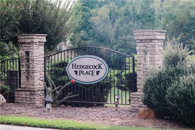 6105 Hedgecock Circle 3D, High Point, NC 27265 (MLS #1042663) :: Witherspoon Realty
