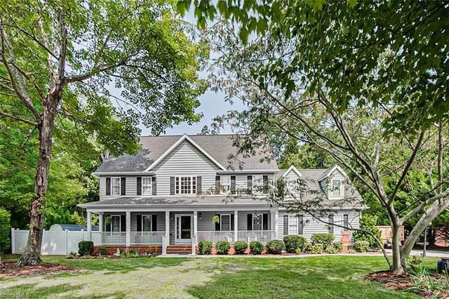 3099 Kamerin Street, Randleman, NC 27317 (MLS #1042666) :: Berkshire Hathaway HomeServices Carolinas Realty