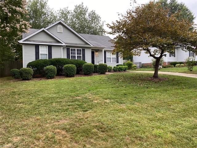 7103 Thornaby Drive, Greensboro, NC 27410 (MLS #1042667) :: Berkshire Hathaway HomeServices Carolinas Realty