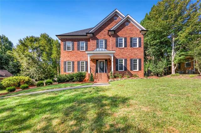 8020 Whitmore Cove Lane, Clemmons, NC 27012 (MLS #1042673) :: Witherspoon Realty