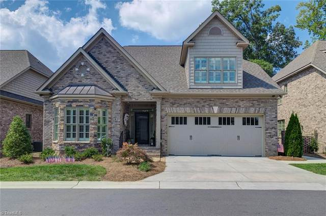 9 Blakeney Place, Greensboro, NC 27408 (MLS #1042675) :: Lewis & Clark, Realtors®