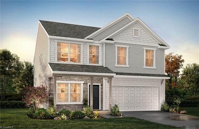 5738 Skylark Road #2, Pfafftown, NC 27040 (MLS #1042683) :: Berkshire Hathaway HomeServices Carolinas Realty
