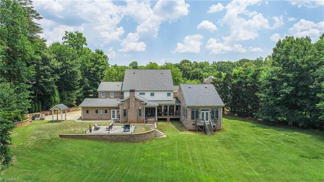 5 Friendly Acres Court, Greensboro, NC 27410 (#1042685) :: Premier Realty NC