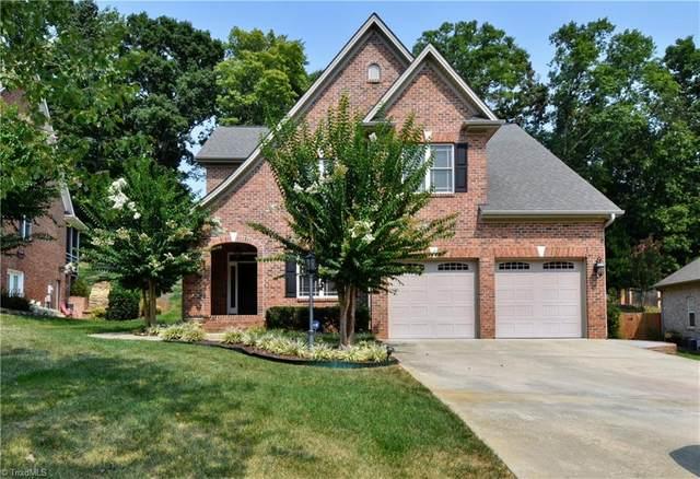1043 Feldspar Lane, Lewisville, NC 27023 (MLS #1042686) :: Witherspoon Realty
