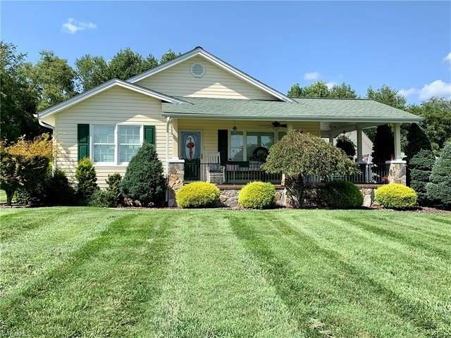 4578 Boone Trail, Millers Creek, NC 28651 (MLS #1042689) :: Ward & Ward Properties, LLC
