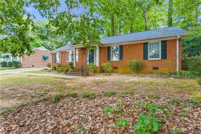 3507 Charing Cross Road, Greensboro, NC 27455 (MLS #1042699) :: Ward & Ward Properties, LLC