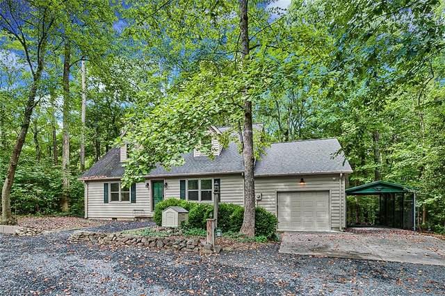 1816 Scaleybark Lane, Asheboro, NC 27205 (MLS #1042716) :: Berkshire Hathaway HomeServices Carolinas Realty