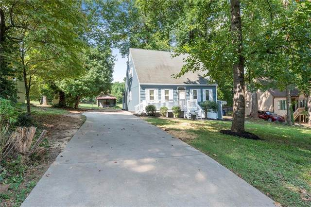 4308 Walnut Hollow Drive, Winston Salem, NC 27127 (MLS #1042719) :: Witherspoon Realty