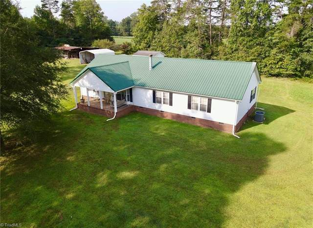 1712 Gospel Way Church Road, Yadkinville, NC 27055 (MLS #1042720) :: Ward & Ward Properties, LLC