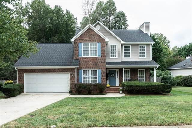 201 Briarwood Drive, Mebane, NC 27302 (MLS #1042729) :: Ward & Ward Properties, LLC