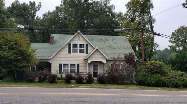 105 Boone Trail, North Wilkesboro, NC 28659 (MLS #1042751) :: Ward & Ward Properties, LLC