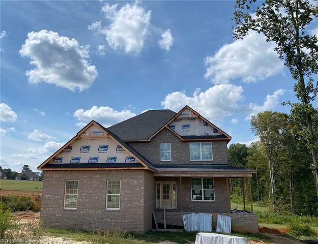 8015 Hacker Drive #35, Stokesdale, NC 27357 (MLS #1042755) :: Berkshire Hathaway HomeServices Carolinas Realty